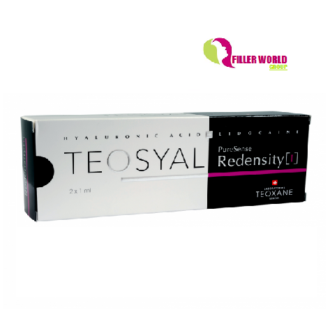 Teosyal Redensity I PureSense (2x1ml)