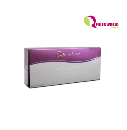 Buy Juvederm Volift Retouch (2×0.55ml) online