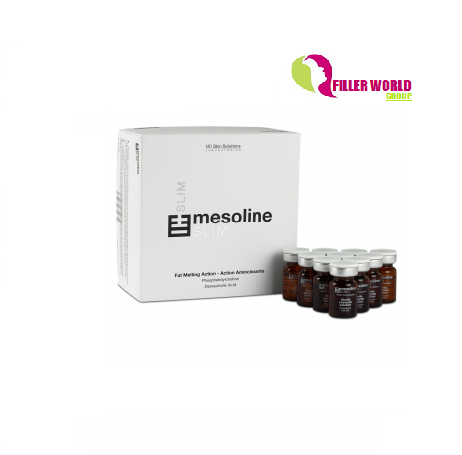 Mesoline Slim (10x5ml Vials)