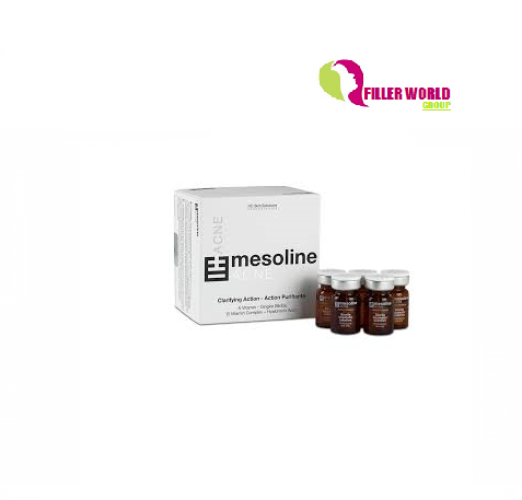 buy Mesoline Acne (5x5ml vials). Reduces acne